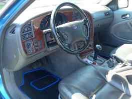 Ahora también hay un acento de color azul en el interior.