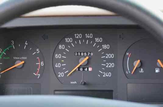 Menos de 20.000 quilômetros - sensacional