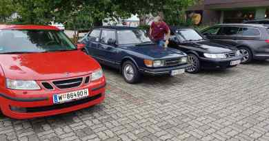 Saab Community Ride Oberösterreich