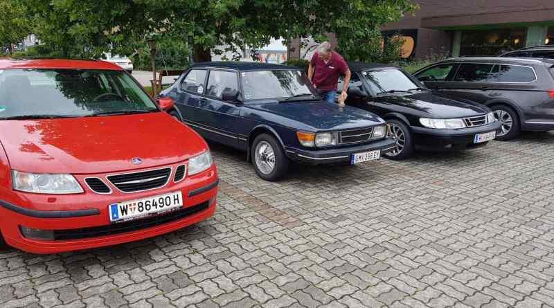 Saab Community Ride Upper Austria