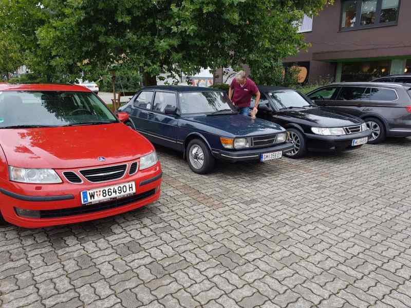 Saab Community Ride Upper Austria