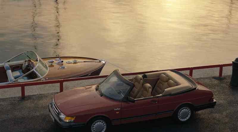 Saab 900 Cabriolet - un'icona dalla Svezia