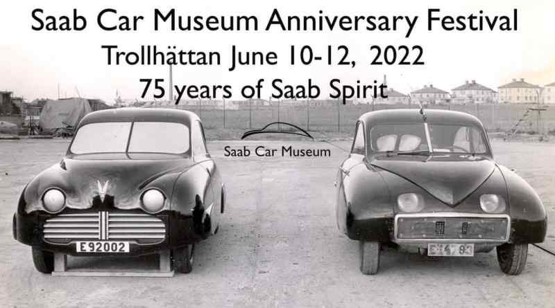 Фестиваль Saab Швеция 2022