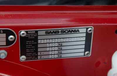 Saab Scania da Finlândia - que significa qualidade