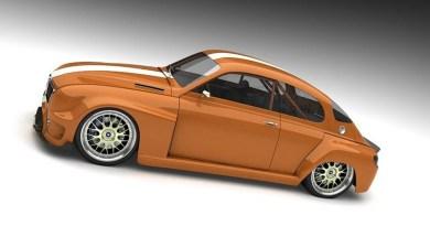 Saab 96 idea retrò di Bo Zolland