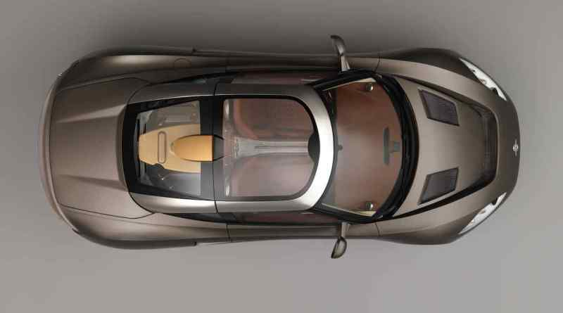 Spyker comeback with the C8 Preliator