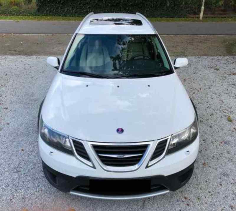 Ein Saab aus einer Sammlung wird in den Niederlanden angeboten