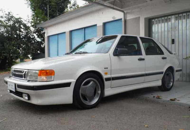 Saab 9000 T16 Sport 1990