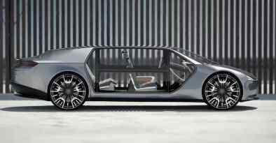 Saab X_Ray Design von Anders Warming