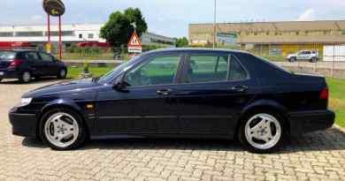 Questa bellezza Saab è offerta vicino a Milano