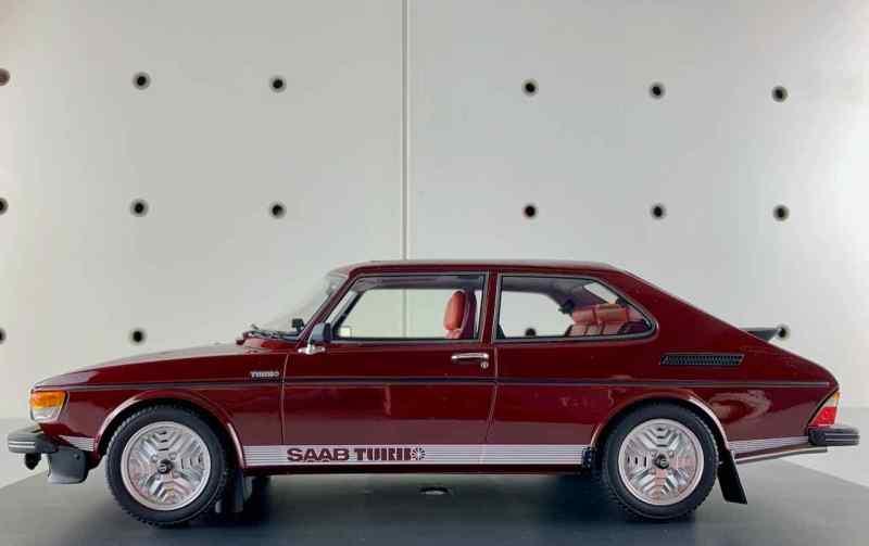 Eine Überraschung - Saab 99 Turbo von DNA Collectibles