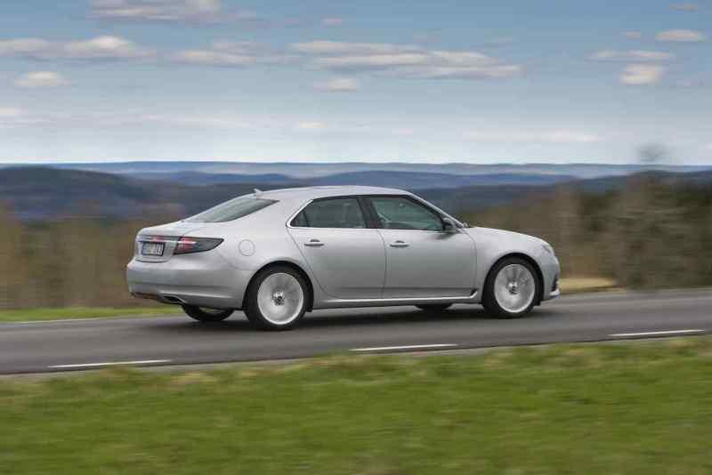 Marktcheck Gebrauchtwagenpreise Saab 9-5 NG