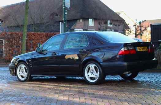 Saab har under 100.000 XNUMX kilometer på disken