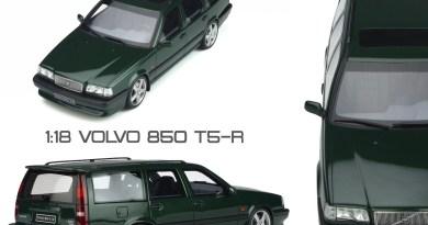 Vorankündigung – Volvo 850 T5-R von Otto Mobile