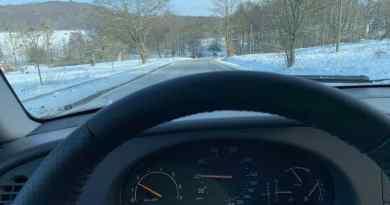 Schnee und Eis - unterwegs in der kalten Jahreszeit