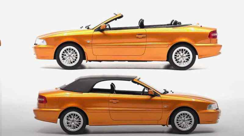 Volvo C70 Cabriolet von DNA Collectibles