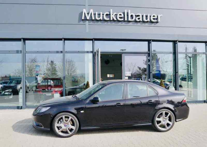 Saab Turbo X bei Muckelbauer