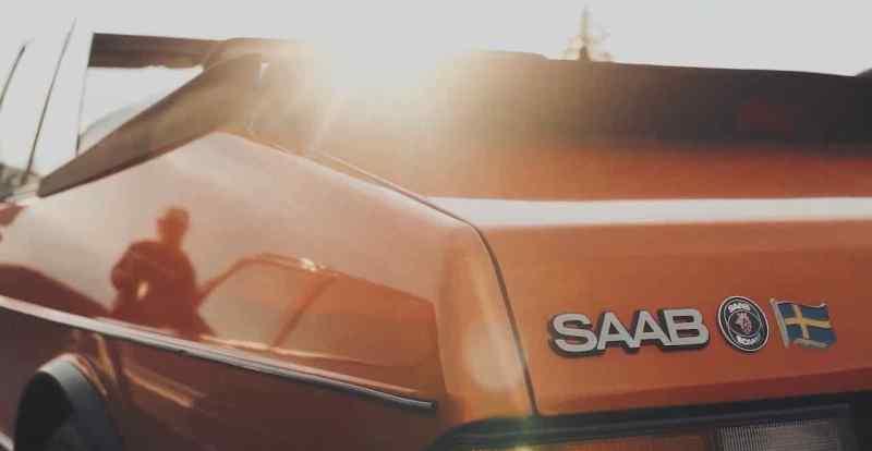 Saab am Sonntag - wir haben einen Film und ein Paket