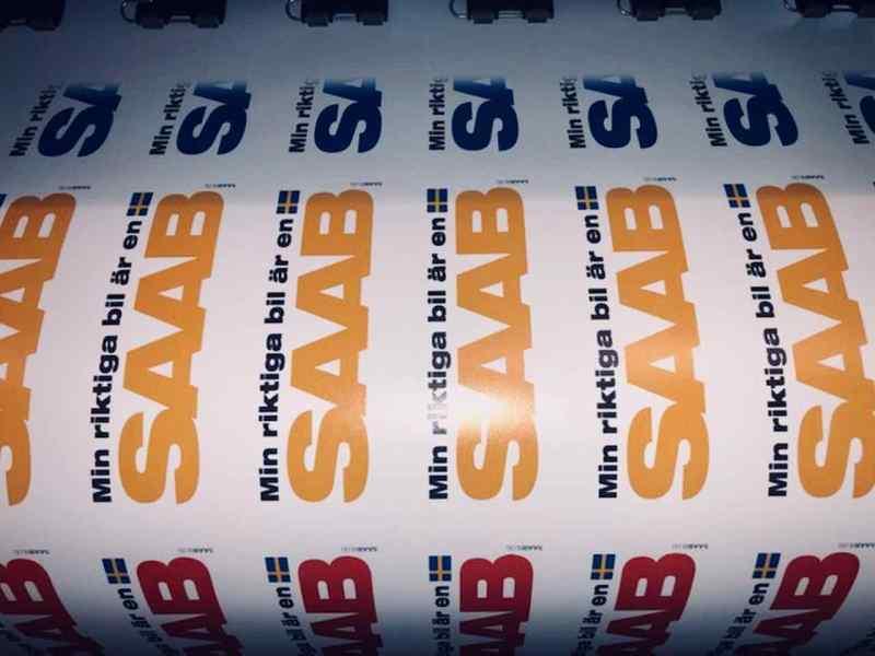 Min riktika bil är en Saab 2.0
