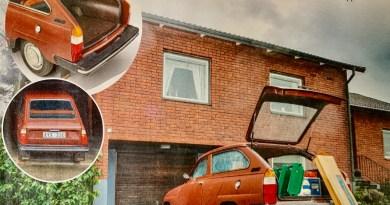 Saab 98 in der Auto Bild Klassik