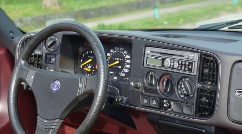 Saab 900 Turbo 1987