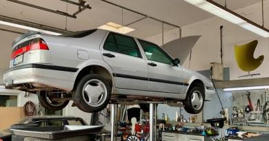 Назначение Saab 9000 TÜV