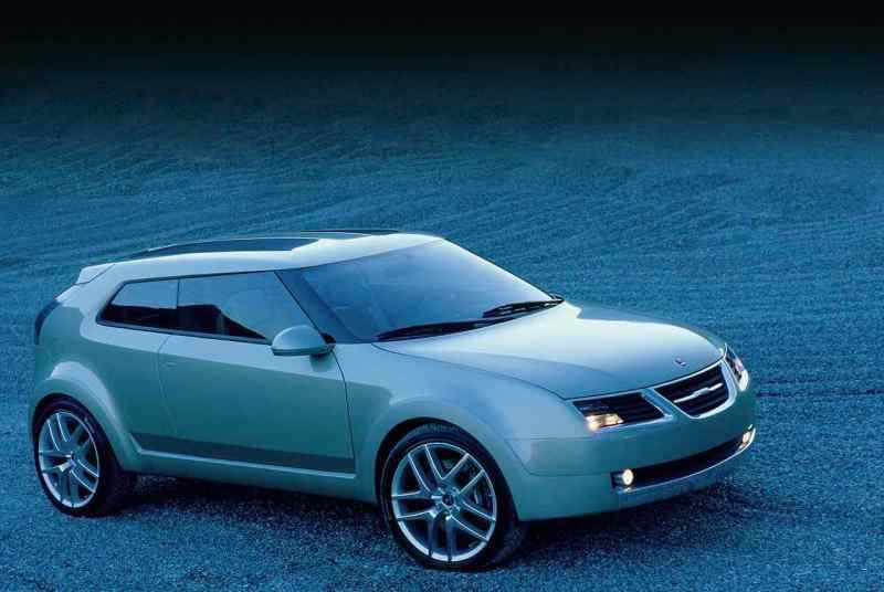 Concepto de Saab 9-3x