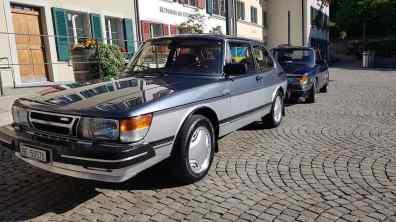 Traumhaft schöner Luxus wie ihn Saab mit dem 900 anbot