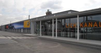 Hella Lichtkanal a Lippstadt