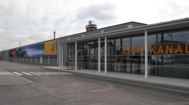Hella Lichtkanal à Lippstadt