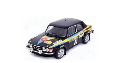 Saab 99 Turbo 1979 di Trofeu