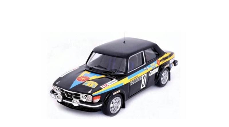 Saab 99 Turbo 1979 de Trofeu