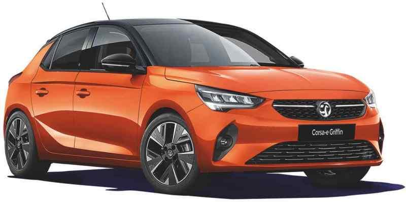Гриффин без Saab, но от Vauxhall. Вы можете стать сентиментальным.