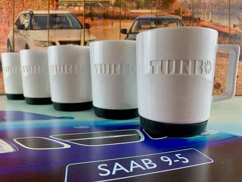 Saab Turbo Cups-editie 2021