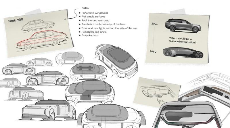 Saab e900X Concept