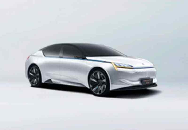 Evergrande Auto Hengchi 7 Concept