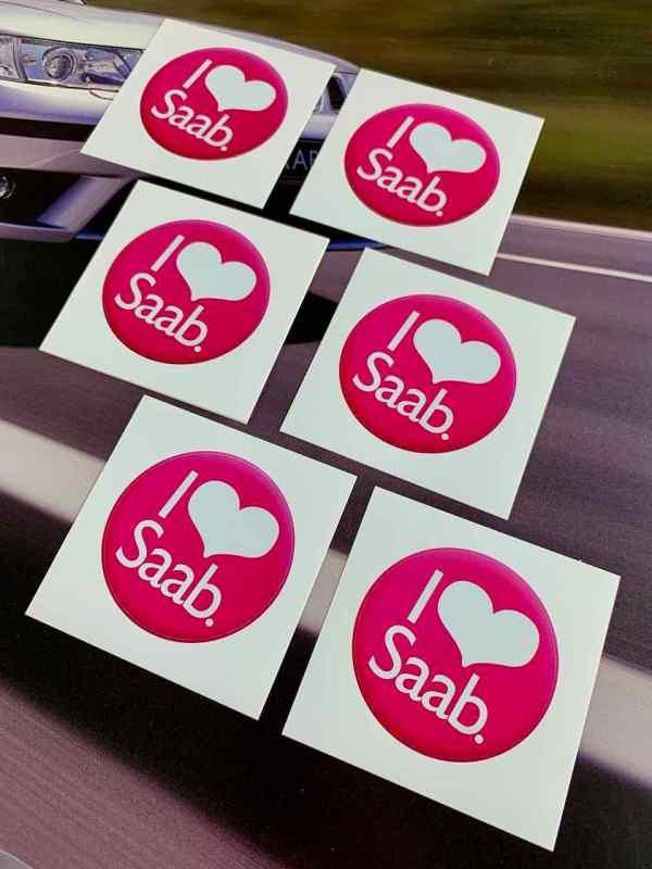 Jag älskar Saab (schweizisk version)
