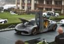 Koenigsegg Gemera - Settimana dell'auto di Monterey