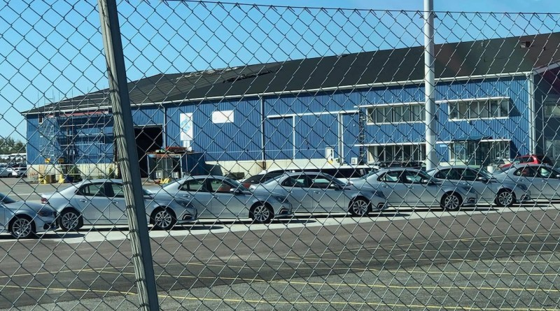 NEVS 9-3 de producción china en Suecia