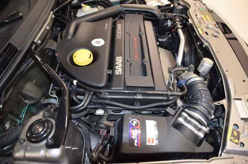 Centrale électrique - 2 litres turbo avec allumage DI