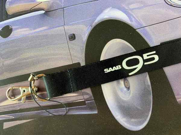 Saab 9-5 NG-sleutelkoord