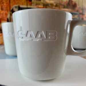 Tasse à café Saab