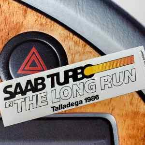 Saab Talladega Long Run 1986