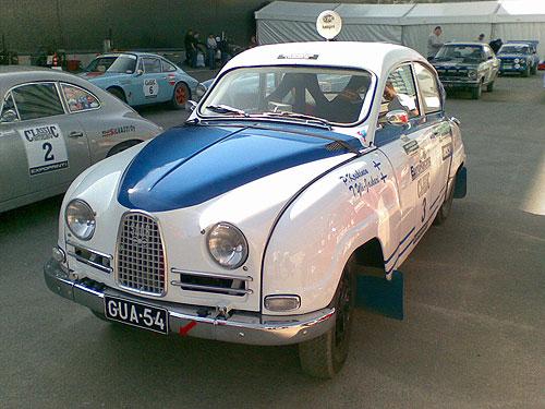 Saab 96 Sport 1963