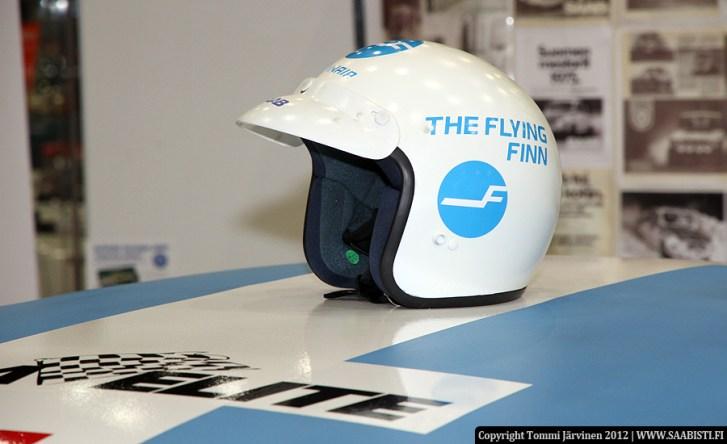 The Flying Finn.