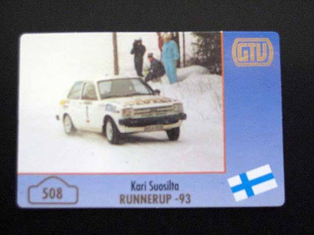 508.Kari-Suosilta-Toyota-Starlett - SOLD OUT -