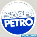 SAAB Petro sticker