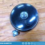 I had this spare Marchall foglight and wanted to put it on the car.