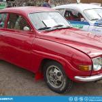 Saab 96 V4 Rally.
