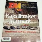 Tekniikan Maailma, TM, 16 / 2003. 2 € / tarjous.